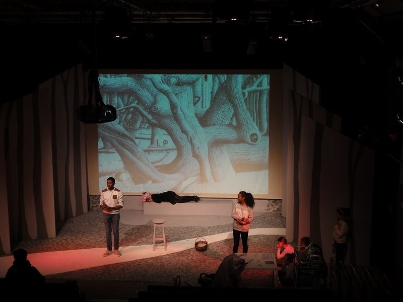 Into the Forest - Theatre Peckham